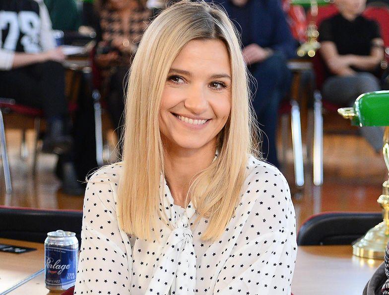 Joanna Koroniewska zawsze wygląda stylowo