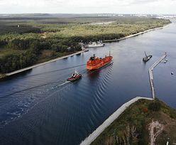 Świnoujscie: gigantyczny niewybuch w Kanale Piastowskim. Największy od czasów II wojny światowej