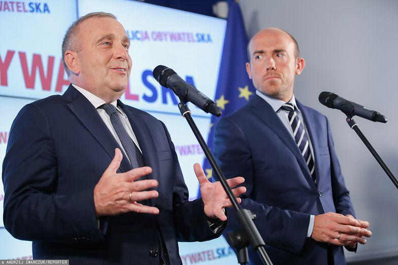 Grzegorz Schetyna czy Borys Budka? Kto będzie liderem PO?