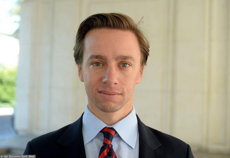 Krzysztof Bosak – debata wyborcza TVN 24. Sprawdź, kim jest reprezentant Konfederacji