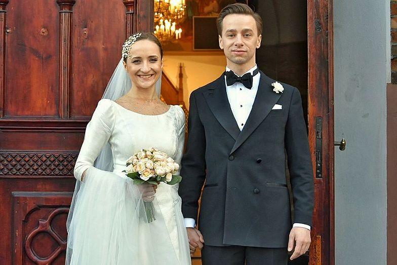 Krzysztof Bosak wziął ślub. Pokazał zdjęcia z uroczystości
