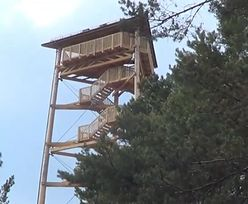 Miłosne igraszki na wieży widokowej. Jest akt oskarżenia
