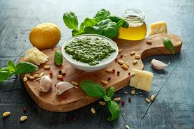 Idealne połączenie smaków – pesto z cytryną (WIDEO)
