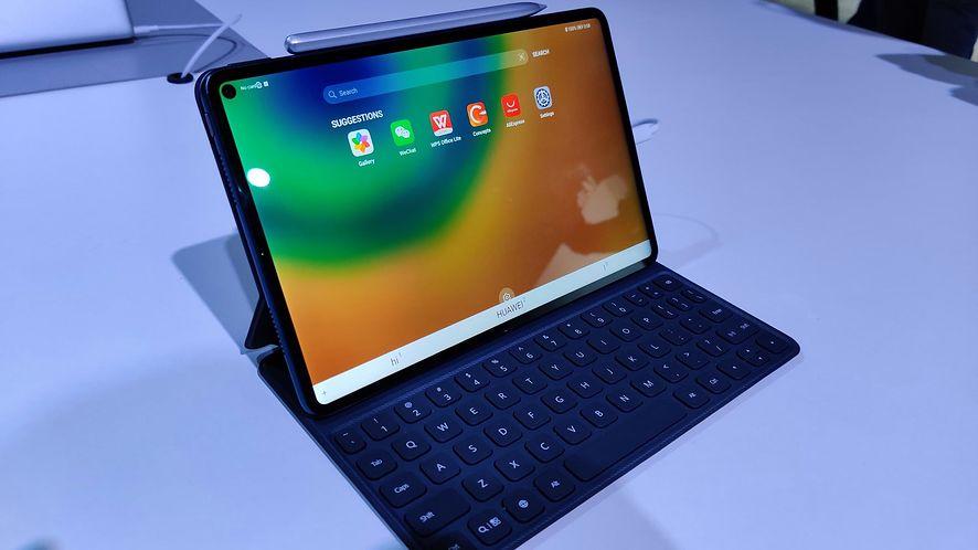 Huawei MatePad Pro 5G to zarówno wysoka jakość sprzętu, jak i wszechstronna funkcjonalność, fot. Piotr Urbaniak