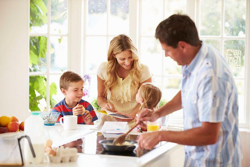 Jedzenie łączy pokolenia