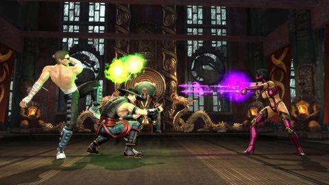 Zwiastun przenośnego Mortal Kombat na PS Vita robi wrażenie