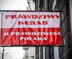 """Wojna o kebab w Lublinie. """"Super Zbieracz"""" kontra """"Prawdziwy Polak"""""""