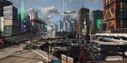 Cyberpunk 2077 hace todo el intercambio.  Bravo, Proyecto de CD