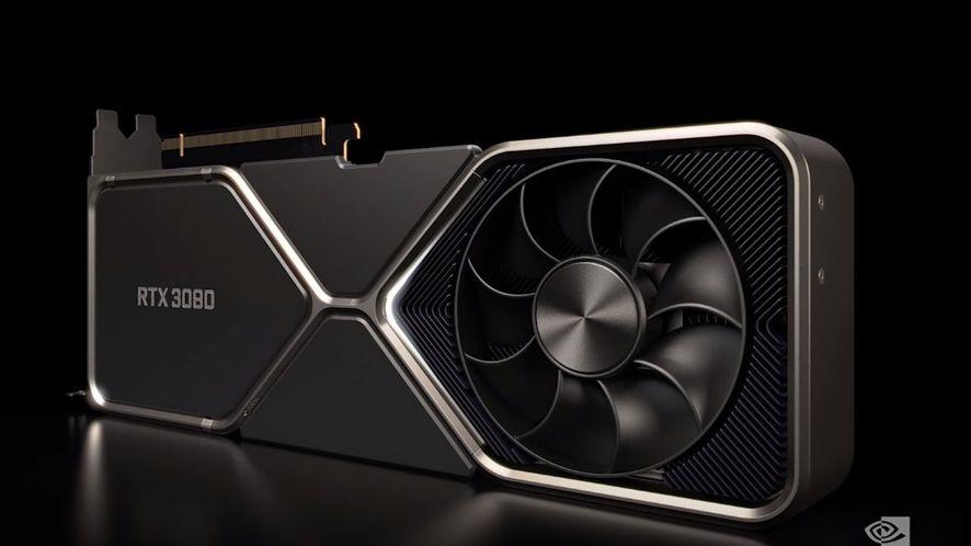 Karta graficzna GeForce RTX 3000