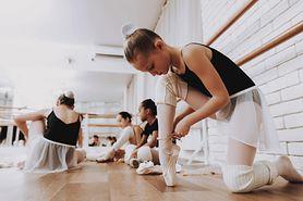 Balet dla dzieci - korzyści i elementy stroju baletowego