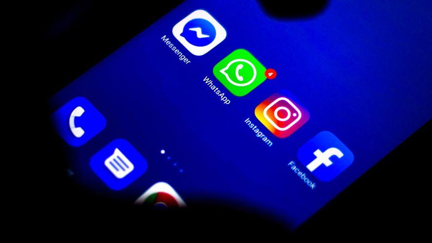 Facebook Messenger wykorzystuje ogromne pokłady danych /fot. GettyImages