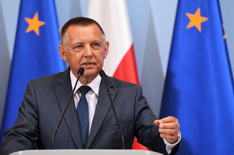 Prezes NIK Marian Banaś nie ma litości dla dawnych kolegów z rządu