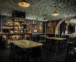 Ten bar to arcydzieło. Stworzył go własnymi rękami