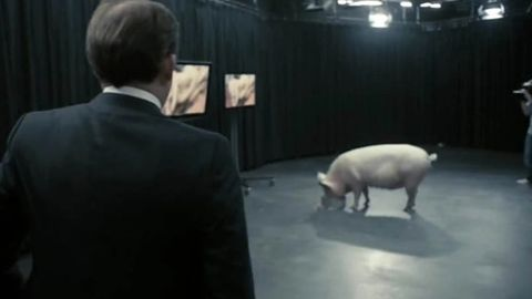 """""""Black Mirror"""" na żywo. Terrorysta zażądał od prezydenta Ukrainy… wpisu na Facebooku"""
