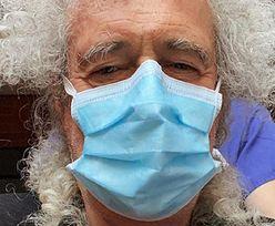 Brian May w szpitalu. Gitarzysta Queen wraca do zdrowia