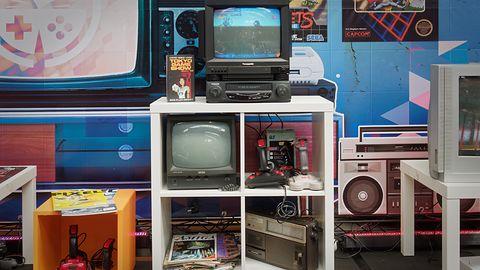 Strefa retro na Pixel Heaven: niecodzienne komputery i konsole