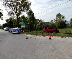 Potrącenie policjanta i strzały. Gorąco przy granicy polsko-białoruskiej!