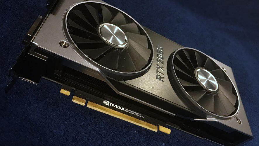 NVIDIA GeForce RTX 2060 FE – test najtańszej karty graficznej z ray tracingiem