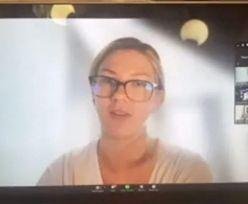 Skompromitowała się przed swoim szefem. Wideo stało się hitem sieci