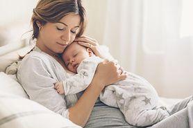 Naczyniak u niemowlaka
