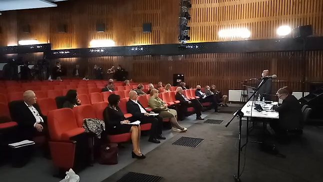 XXVIII Nadzwyczajna Sesja Rady Miasta Kraśnik, fot. UM Kraśnik