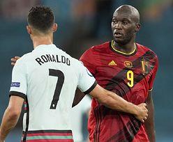 Lukaku zastąpi Ronaldo?! Kiedyś wygryzł go z modelingu, teraz z Euro 2020