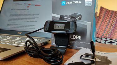 Natec Lori+ — kamerka internetowa do 180 zł