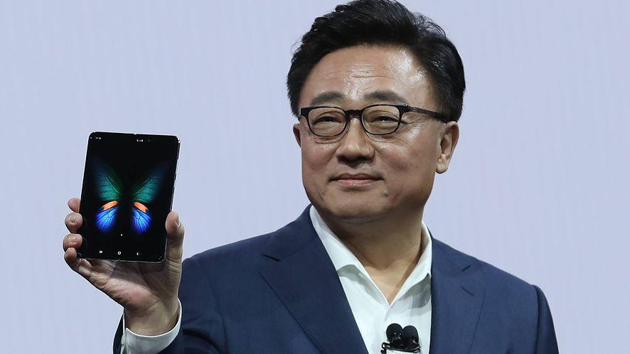 Samsung Galaxy Fold powinien trafić na rynek w lipcu (Getty Images)