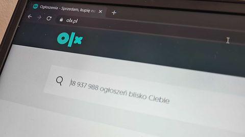 Nowy sposób oszustów na OLX. Wysyłają fałszywe linki do płatności w serwisie