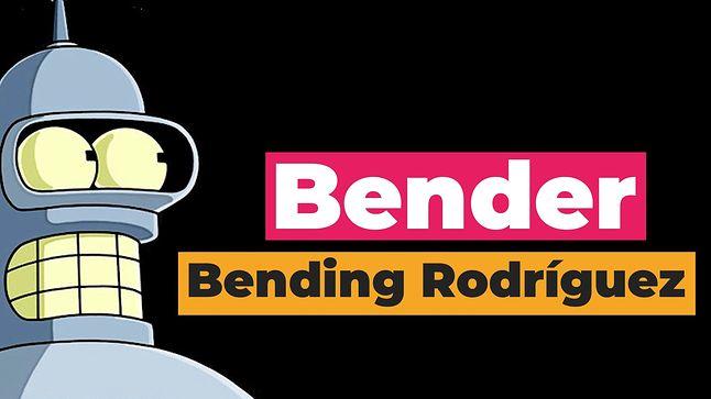 Yep. Bender Bending Rodríguez śmiga na procesorze 6502. W tyłku ma Athlona dwójkę, ale o tym innym razem.