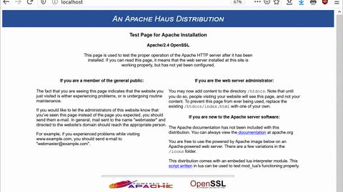 Ustaw sobie własnego Apache na Windows