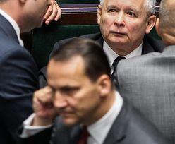 Kaczyński się wścieknie. Sikorski nie przestraszył się go i chce się spotkać w sądzie