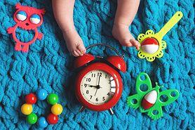 Jak wypracować rytm dobowy niemowlęcia?