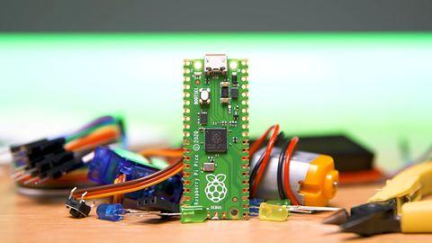 Raspberry Pi Pico. Idealny mikrokontroler do nauki za śmieszne pieniądze
