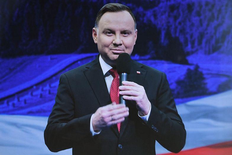 Andrzej Duda zapowiedział 1 maja zupełnie nowe świadczenie dla bezrobotnych