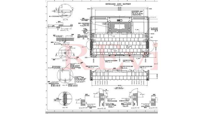 Schemat produkcyjny MacBooka