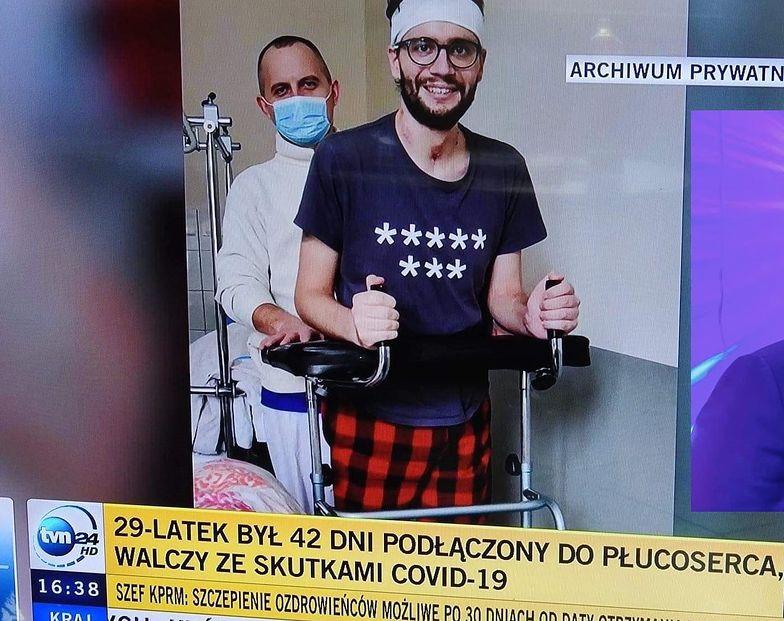 Zdjęcie oburzyło wyborców PiS. Śledztwo po materiale TVN24