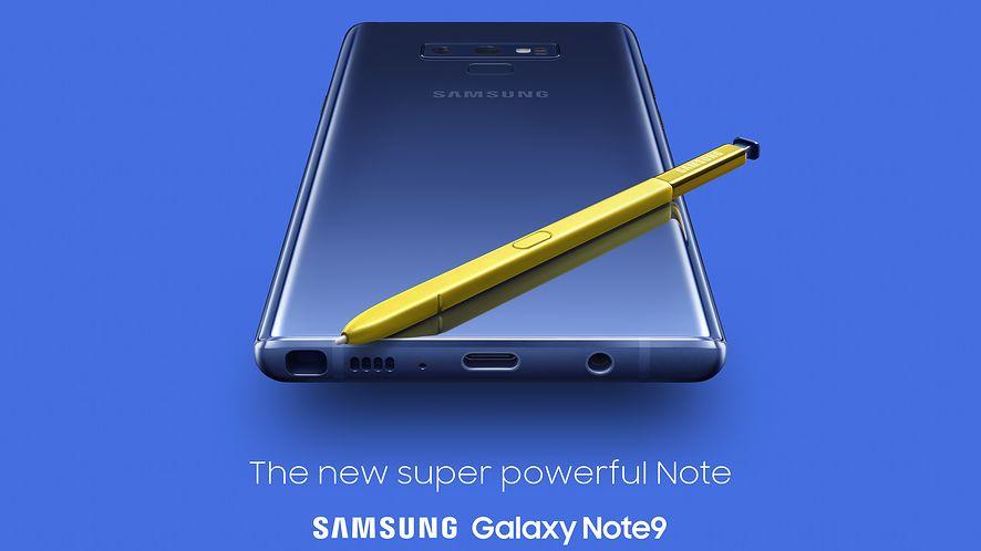 Chcesz kupić smartfon z najlepszym ekranem? Właściwy wybór to Samsung Galaxy Note 9