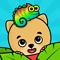 Puzzle dziecięce - gry dla dzieci w wieku 2-5 lat icon