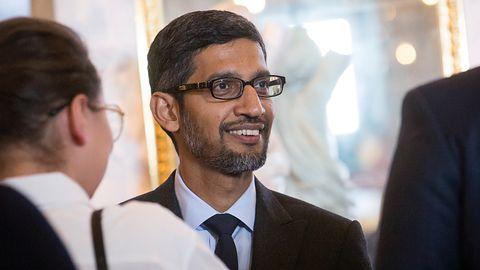 Google i Alphabet: Larry Page i Sergey Brin oddali stery. Sundar Pichai nowym CEO