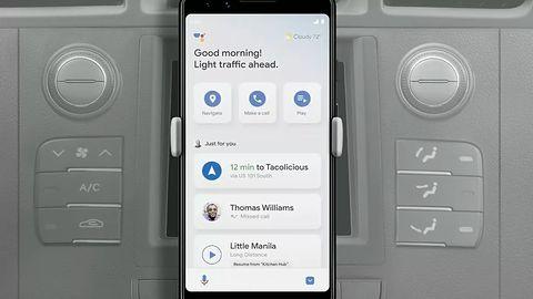 Asystent Google z trybem dla kierowców. Niektórzy mogą już z niego korzystać