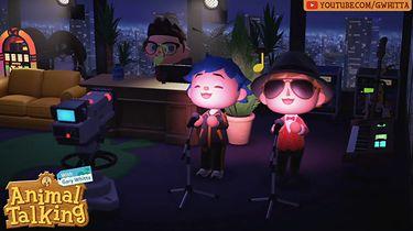 Gorillaz promuje nową płytę w Animal Crossing. Gościnnie wystąpił Beck