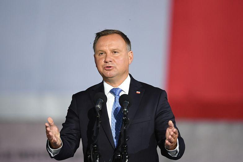 Andrzej Duda zwołuje Radę Gabinetową. Chodzi o koronawirusa