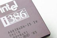 Historia procesora Intel 386