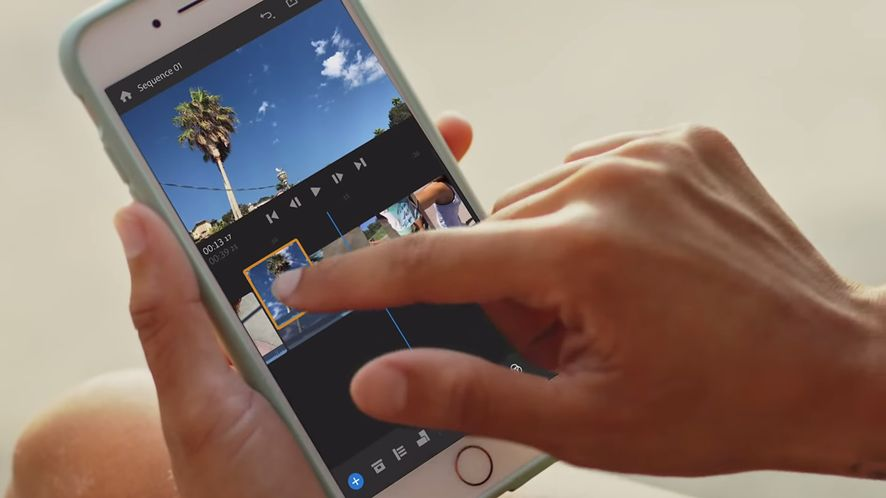 Dzięki Adobe Rush YouTuberom wystarczy smartfon, by tworzyć profesjonalne filmy