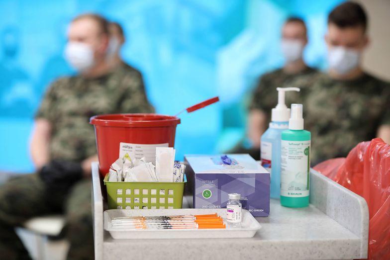 Afera ze szczepieniami. Tak ABW skorzystało w Rzeszowie
