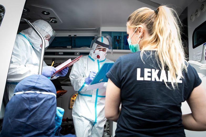Koronawirus w Polsce. Nowe ognisko w szpitalu. Zaraziło się 80 osób