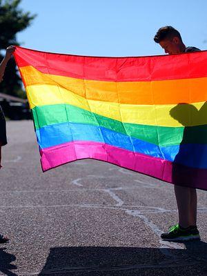 Jedyny w Polsce hostel interwencyjny dla osób LGBT+ powstał w Krakowie