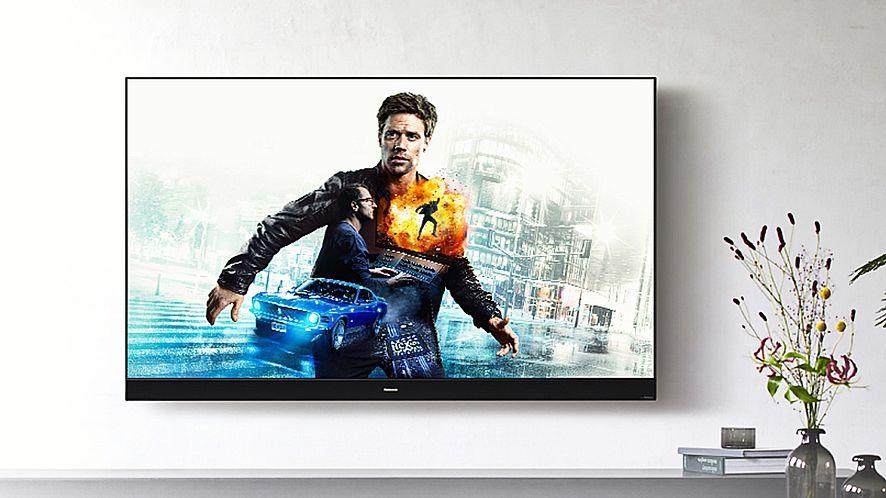 Panasonic ujawnił swoje modele telewizorów OLED na 2020, fot. Panasonic