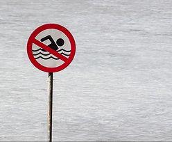 Sanepid zamknął kąpielisko. W wodzie wykryto niebezpieczne bakterie